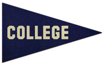 college-pennant